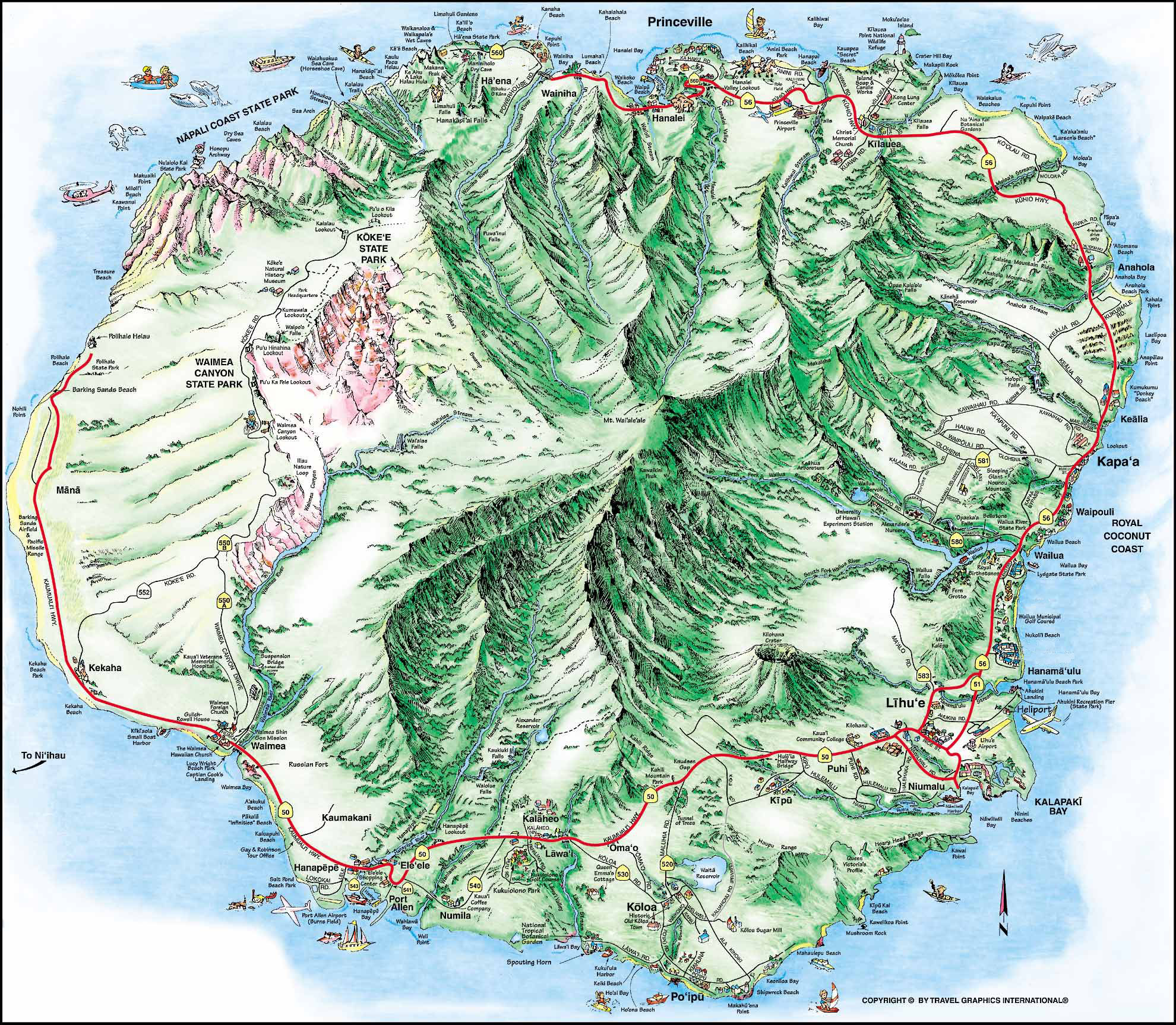 zoom Map Of Kauai Island on map of madrid, map of miami, map of porto, map of hawaiian islands, map of kahului, map of lansing, map of salt lake city, map of glasgow, map of lanai city, map of singapore, map of kona, map of honolulu, map of florence, map of johannesburg, map of new york, map of cedar rapids, map of cancun, map of hilo, map of norfolk, map of ontario,